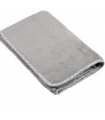 Promo! Couverture Teddy Soft grey
