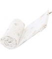 Tour de lit Nest Aqua Eclipse White