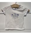 T-shirt Fleurs Eté 9M