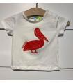 T-shirt Pélican 9M