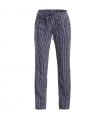 Pantalon Jersey ligné Caitlin