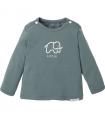 T-shirt Elephant Dark Green