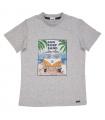 T-shirt Sun Surf Sand