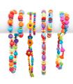 Ensemble Collier + bracelet (Mix modèles)