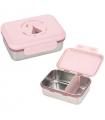 Lunch box en inox Adventure Tipi