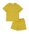 Pyjama court 2pcs Sunny Spots