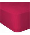 Drap housse imperméable Berry pink